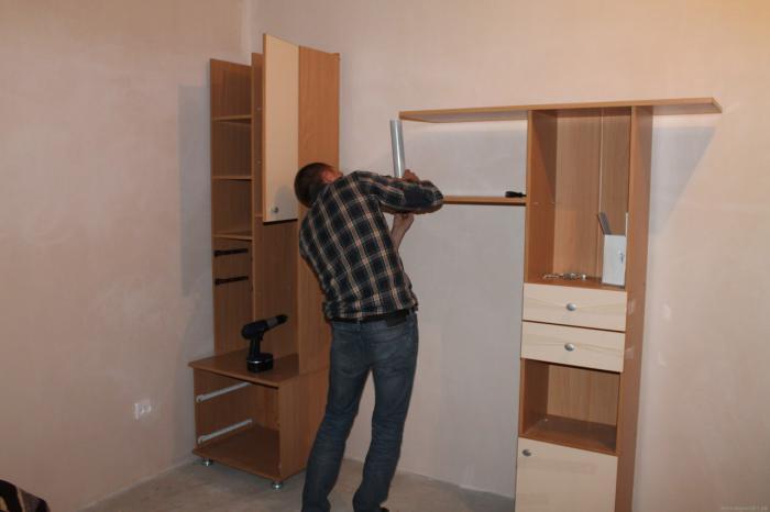 Ремонт и реставрация корпусной мебели своими руками
