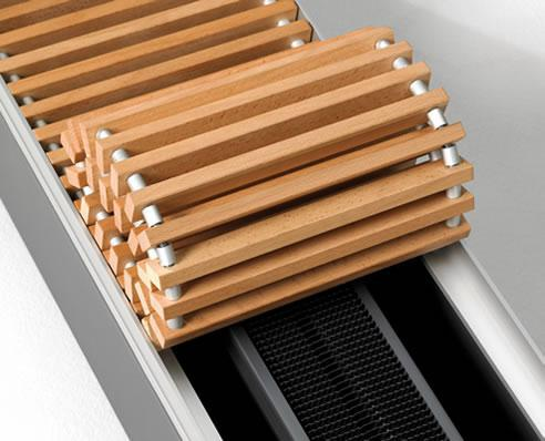 Внутрипольный радиатор своими руками