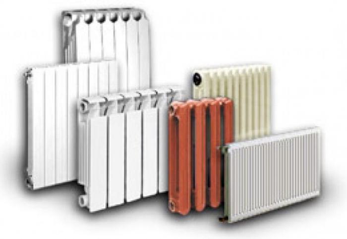 виды и формы радиаторов для отопления