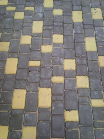 Укладка тротуарной плитки, благоустройство дворов, парков, набережных