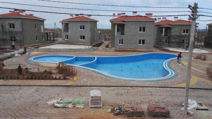 Строительство бассейнов под ключ в Севастополе и по Крыму