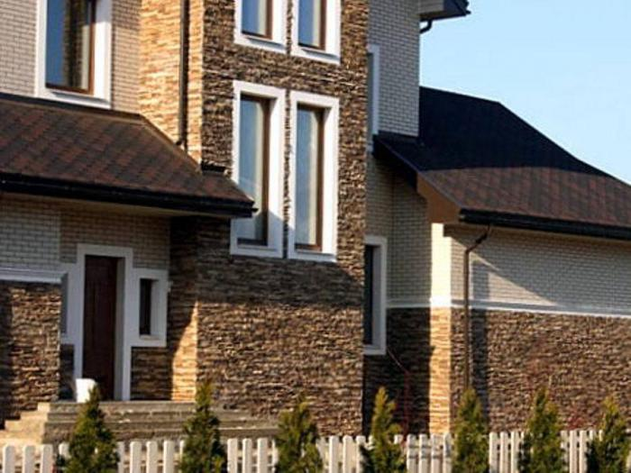 Продам декоративный камень Рустик для отделки фасада.