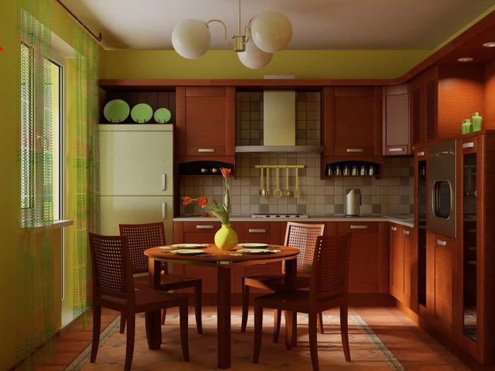 Как сделать самостоятельно дизайн кухни в квартире