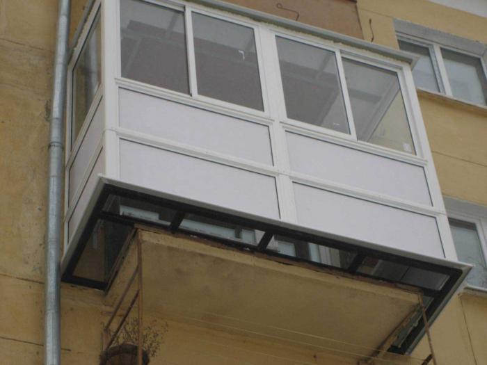 Как можно увеличить балкон - статьи stroyway.